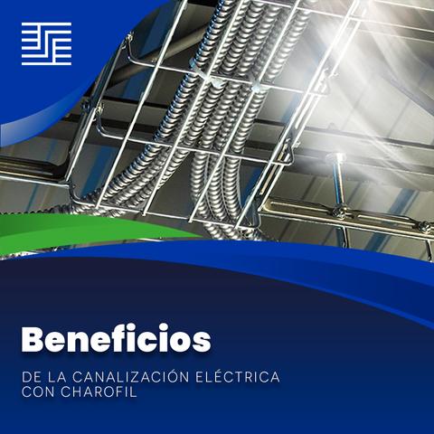 Beneficios de la canalización eléctrica