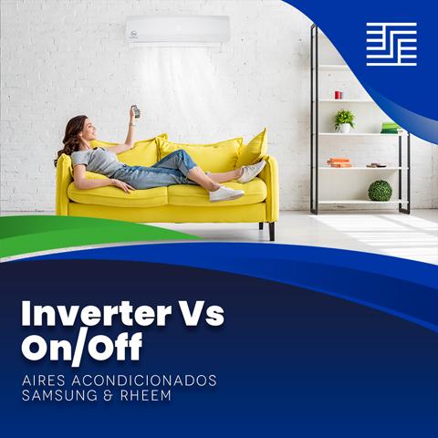 Aire Acondicionado Inverter vs On/Off