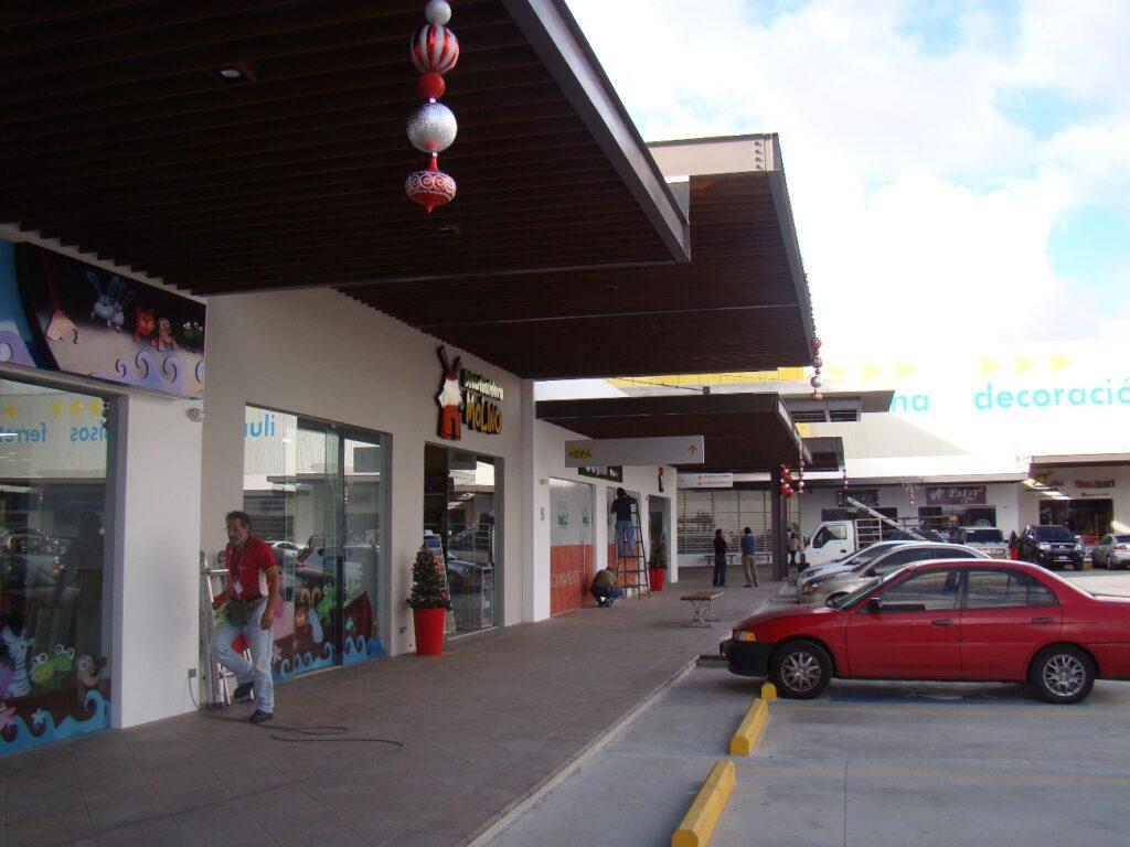 Plaza Madero Roosevelt