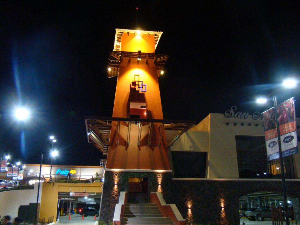 Centro Comercial las Puertas